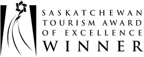CanoeSki is a Sasktourism Award Winner