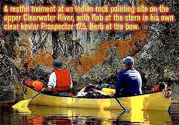 Souris River Kevlar Prospector 17.5