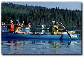 Quetico 16 Souris River Canoe