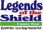 Legends of the Shield Canoe Trip
