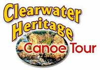 Clearwater River Canoe Tour