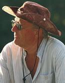 Georges Doderai on the David Thompson Voyageur Trek