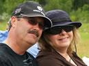 Jamie and Connie Baxter on the David Thompson Voyageur Trek