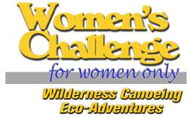 Women's Challenge Canoe Trips