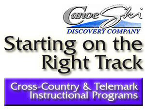 Starting on the Right Track - Cross-country and Telemark Instructional Programs