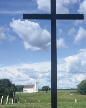 Batoche Church and Cemetery