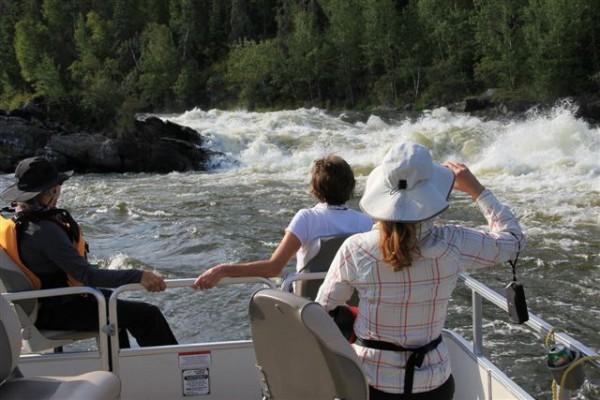 Twin Falls, Churchill River